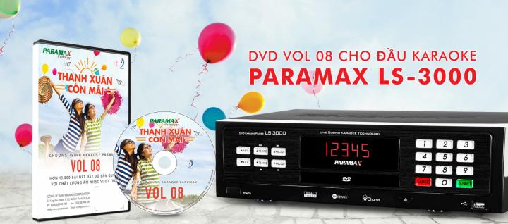 dau paramax ls 3000 h4