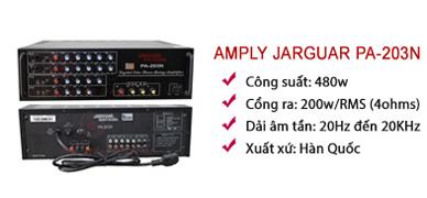 Amply Jarguar 203N komi xịn nhập khẩu