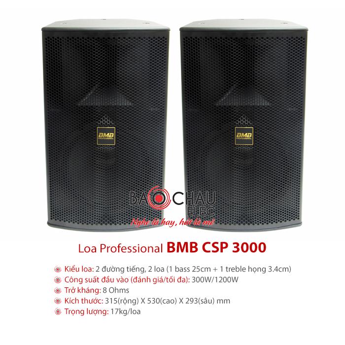Loa BMB CSP 3000