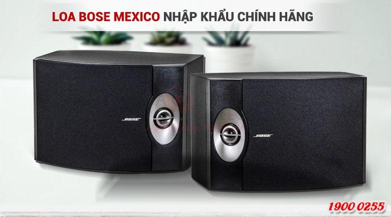 Loa Bose 301 Seri V Chính hãng giá tốt nhất, nhập khẩu Mexico