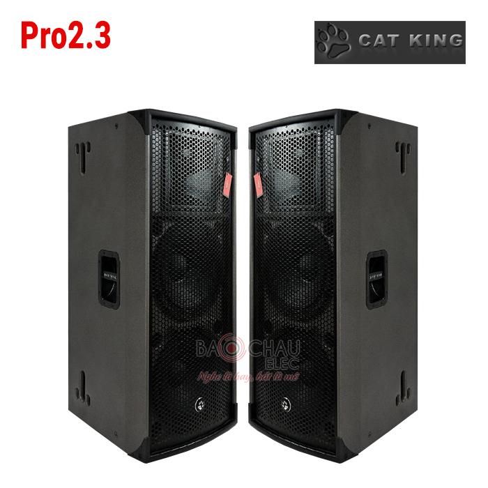 Loa Cat King Pro2.3