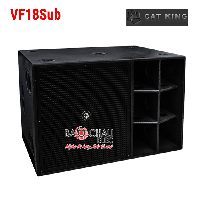 Loa Cat King VF18Sub