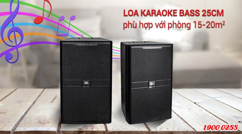 Loa JBL KP4010 bass 25cm cao cấp Chính hãng