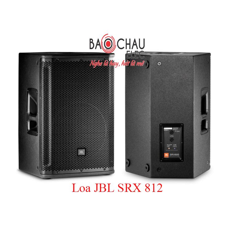 Loa JBL SRX 812