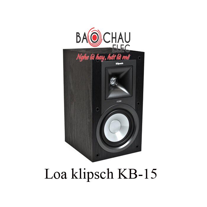 Loa klipsch KB 15