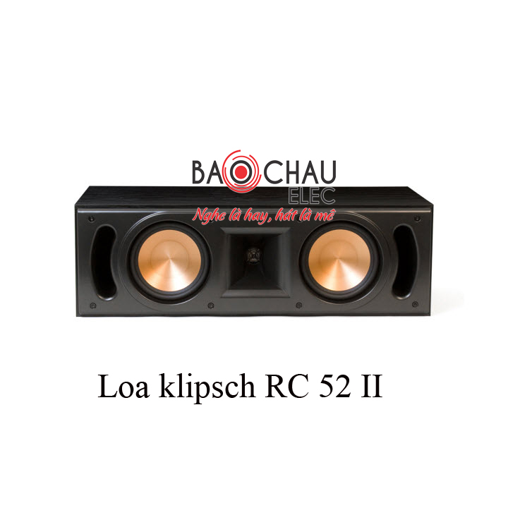 Loa klipsch RC 52 II