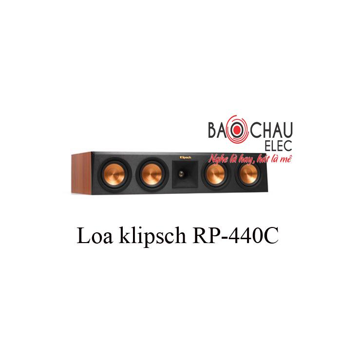 Loa klipsch RP 440C