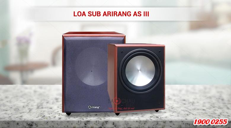 Loa sub Arirang AS II