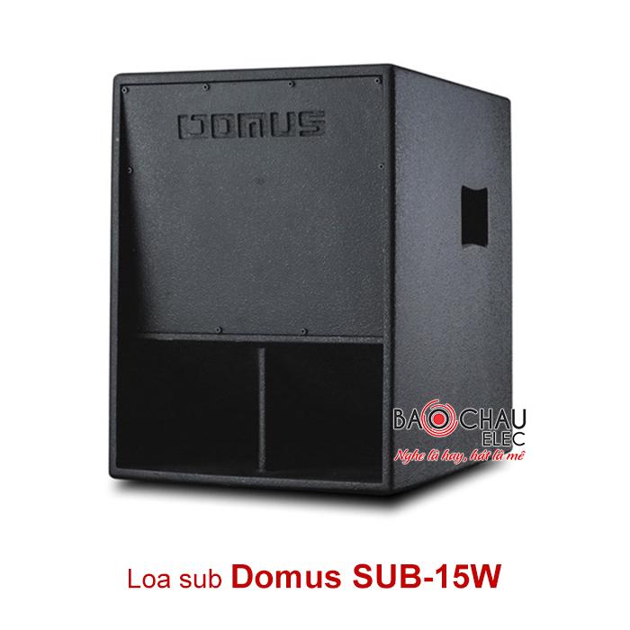 Loa sub Domus SUB-15W