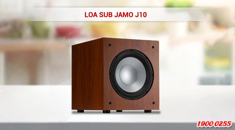 Loa sub Jamo J10