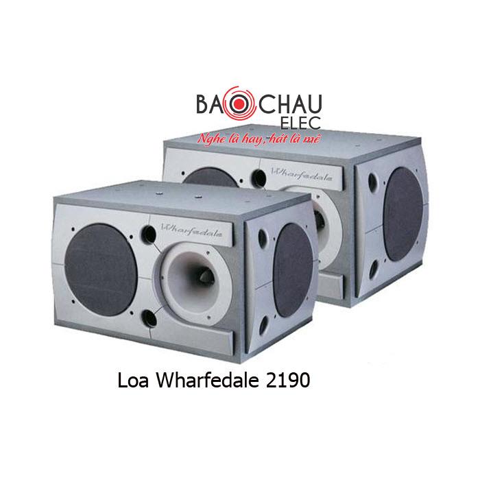 Loa Wharfedale 2190