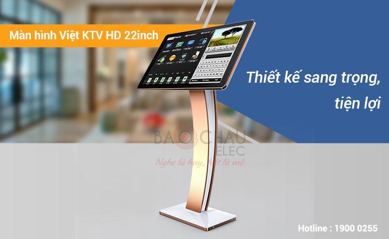 man hinh viet-KTV-HD-22inch