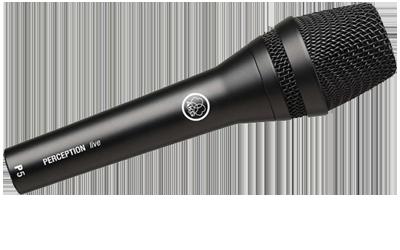 Micro karaoke AKG P5S