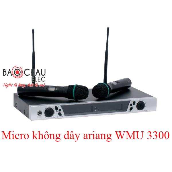 Micro không dây arirang WMU 3300