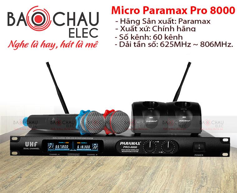 micro-khong-day-paramax-pro-8000