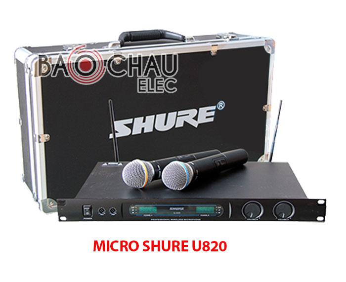micro-shure-u820