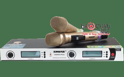 Micro Shure UGX9 II Plus