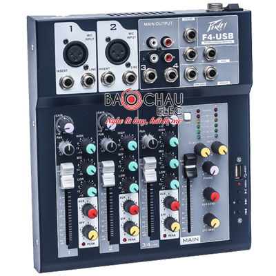 Mixer Peavey F4