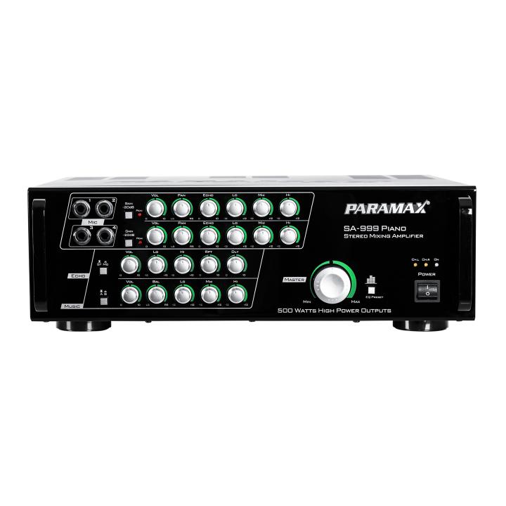 Amply paramax SA 999 piano