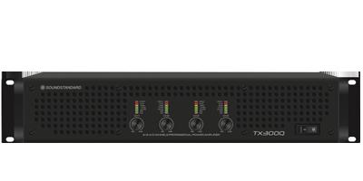 Cục đẩy công suất SoundStandard TX300Q
