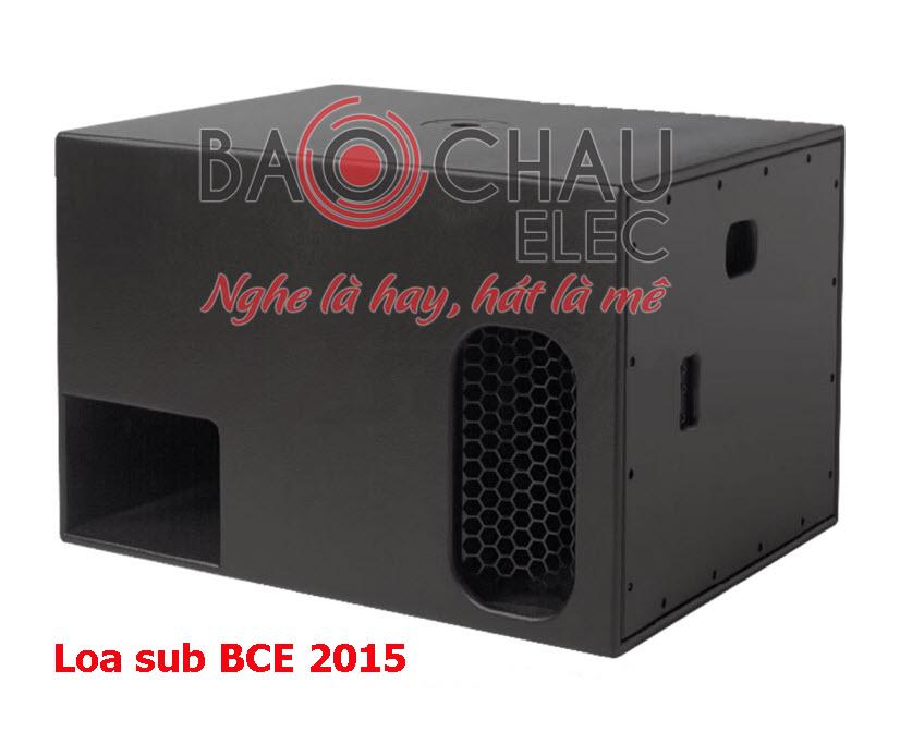 Loa sub BCE 2015