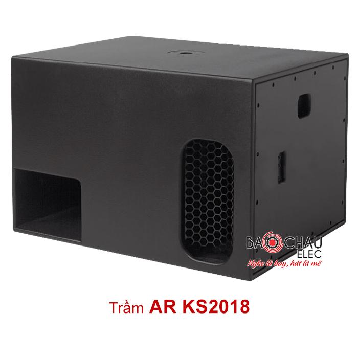 Loa sub điện AR KS 2018