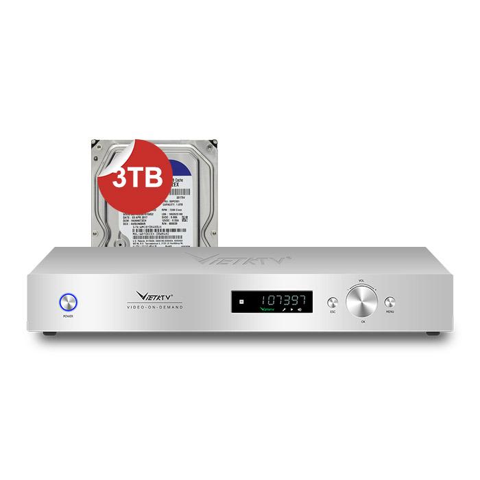u VietKTV HD Plus 3TB