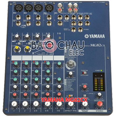 Yamaha MG82 CX