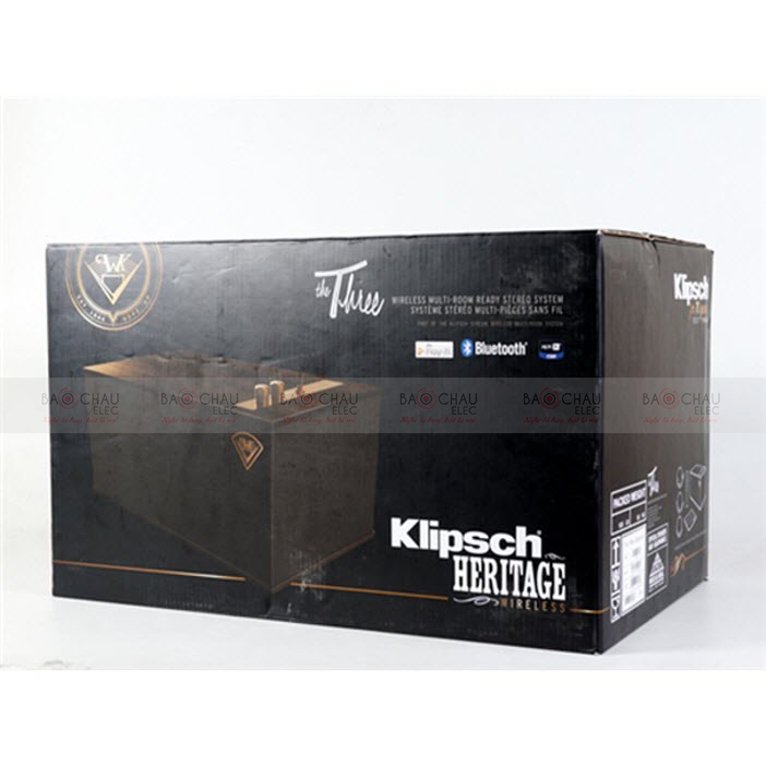 Loa Klipsch The Three -hinh-vo-hop