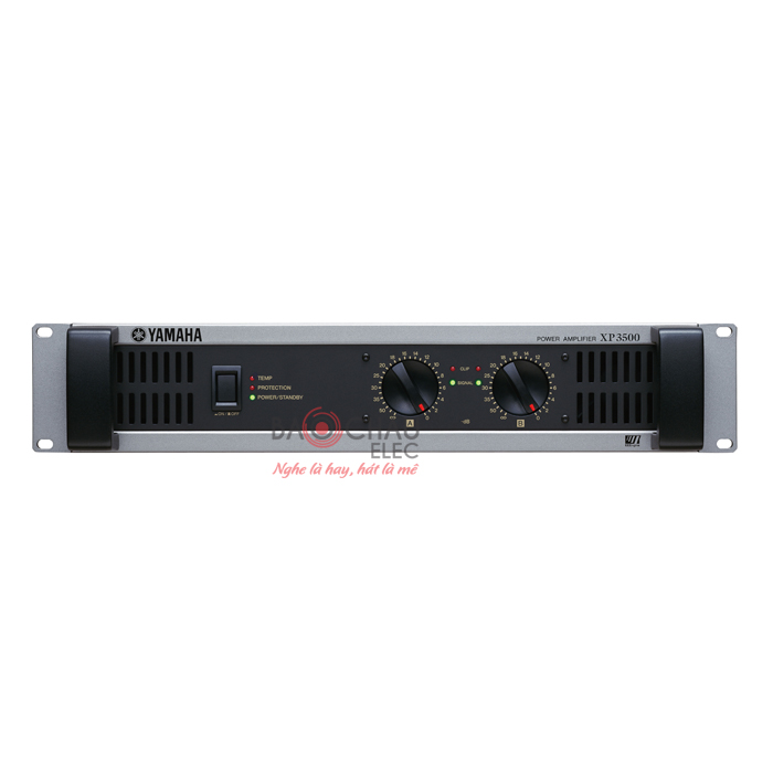 Cục đẩy Yamaha XP3500
