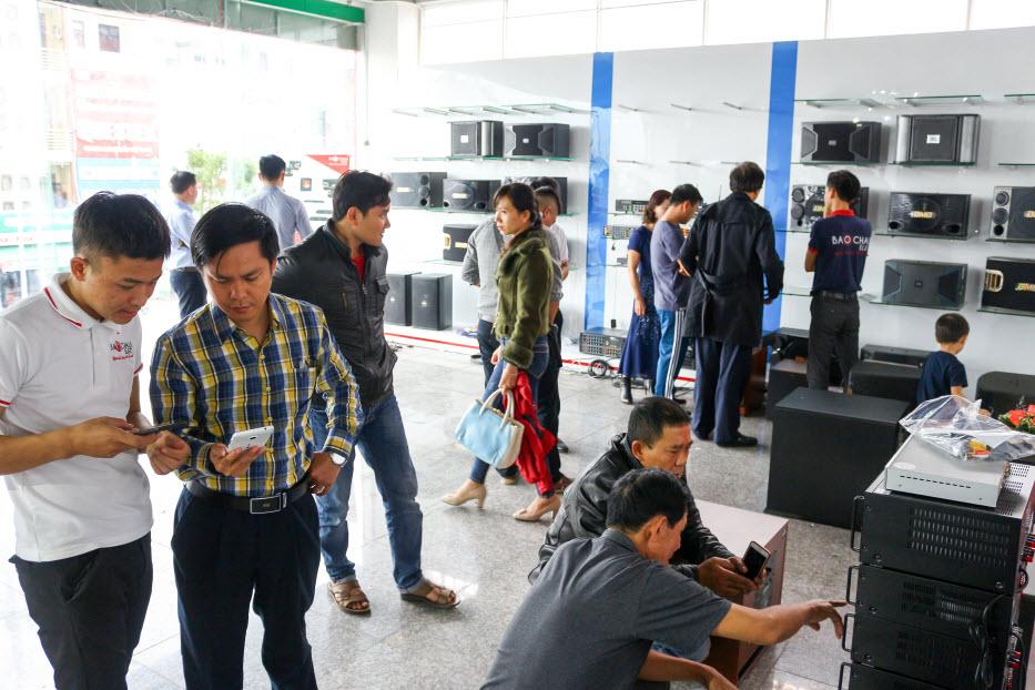 Showroom Bảo Châu Elec tại Đà Nẵng