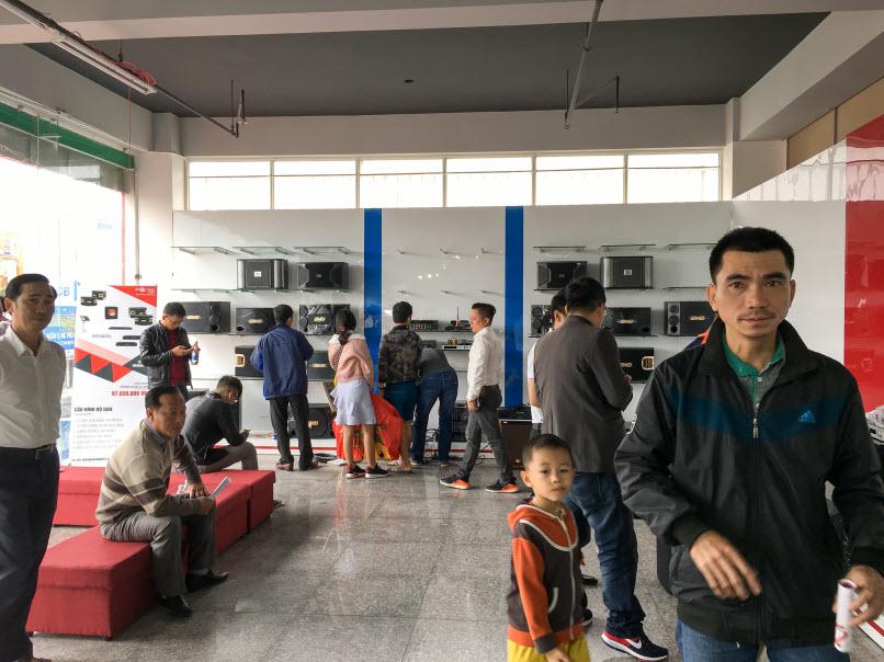Showroom Bảo Châu Đà Nẵng