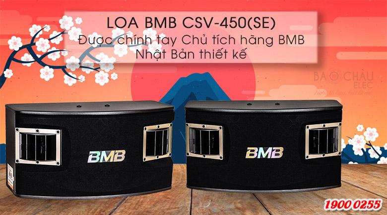 BMB 450 SE