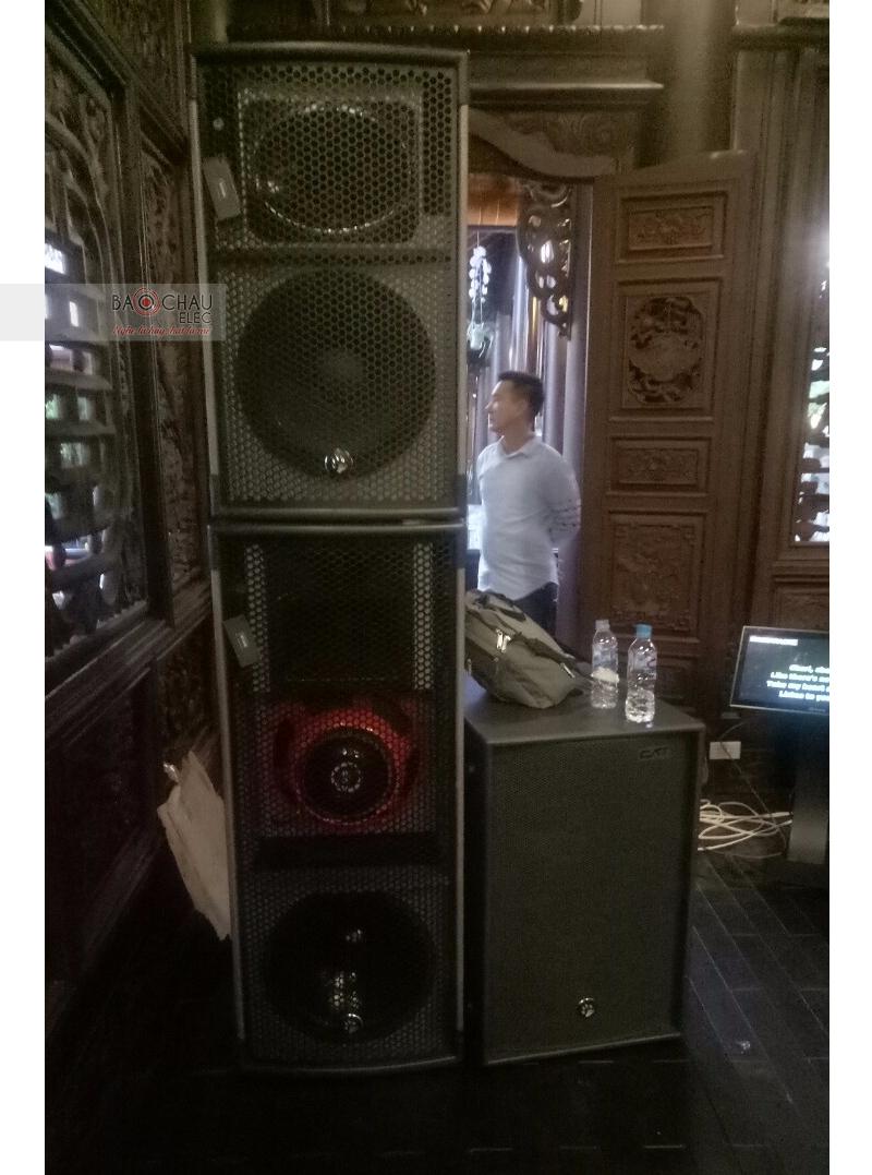 Dàn âm thanh nhạc sống tại nhà hàng ở Bình Dương - 04
