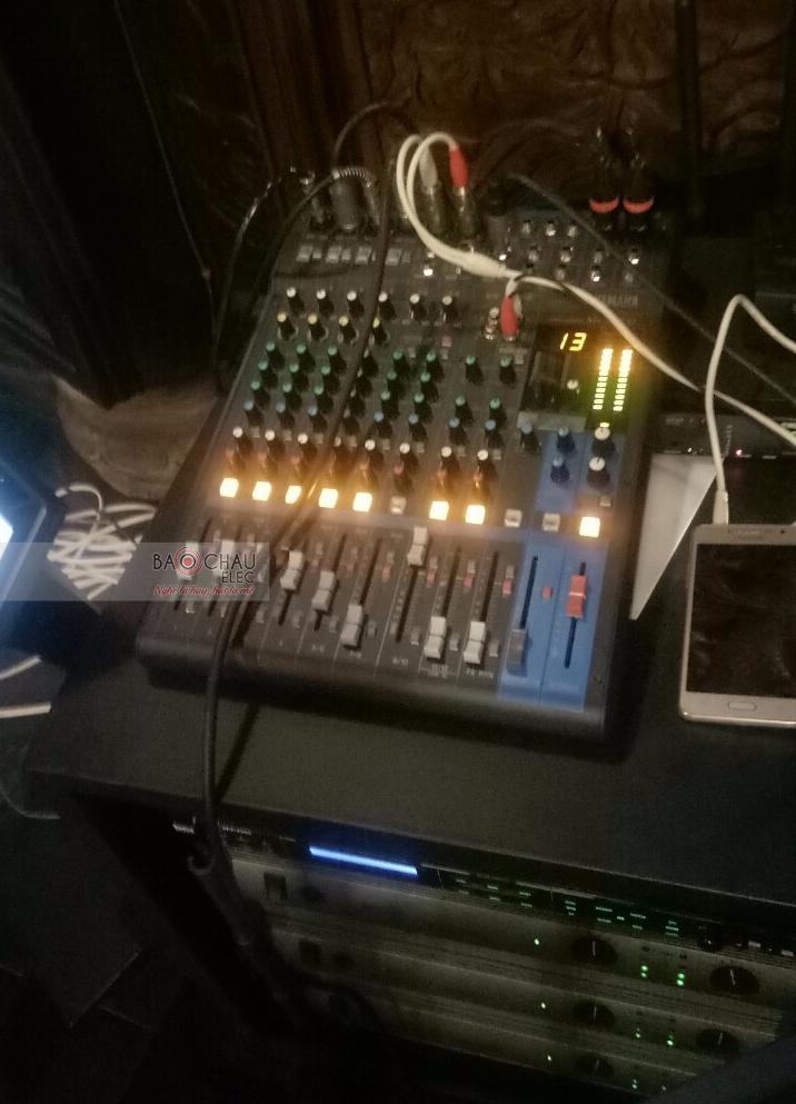 Dàn âm thanh nhạc sống tại nhà hàng ở Bình Dương - 06