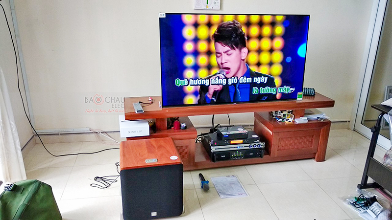 dan karaoke gia dinh cao cap cua gia dinh anh Cuong tai da nang h5