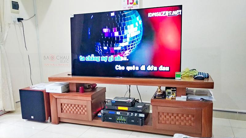 dan karaoke gia dinh cao cap cua gia dinh anh Cuong tai da nang h7