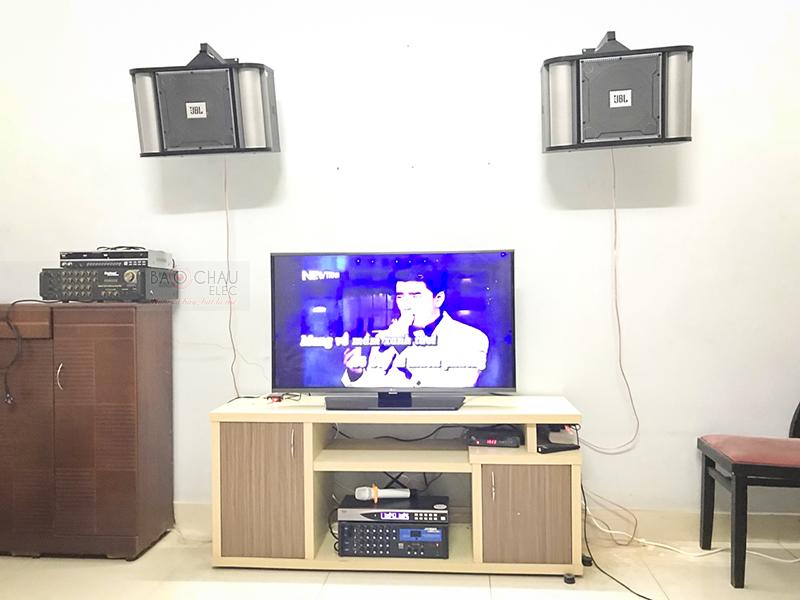 dan karaoke gia dinh cua anh chinh h4