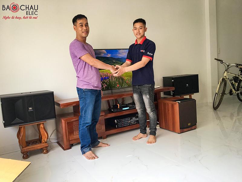 Dàn karaoke gia đình hay giá rẻ tại quận Liên Chiểu, Đà Nẵng