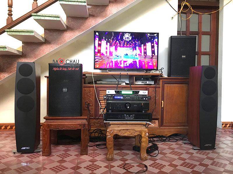 dan nghe nhac và karaoke h8