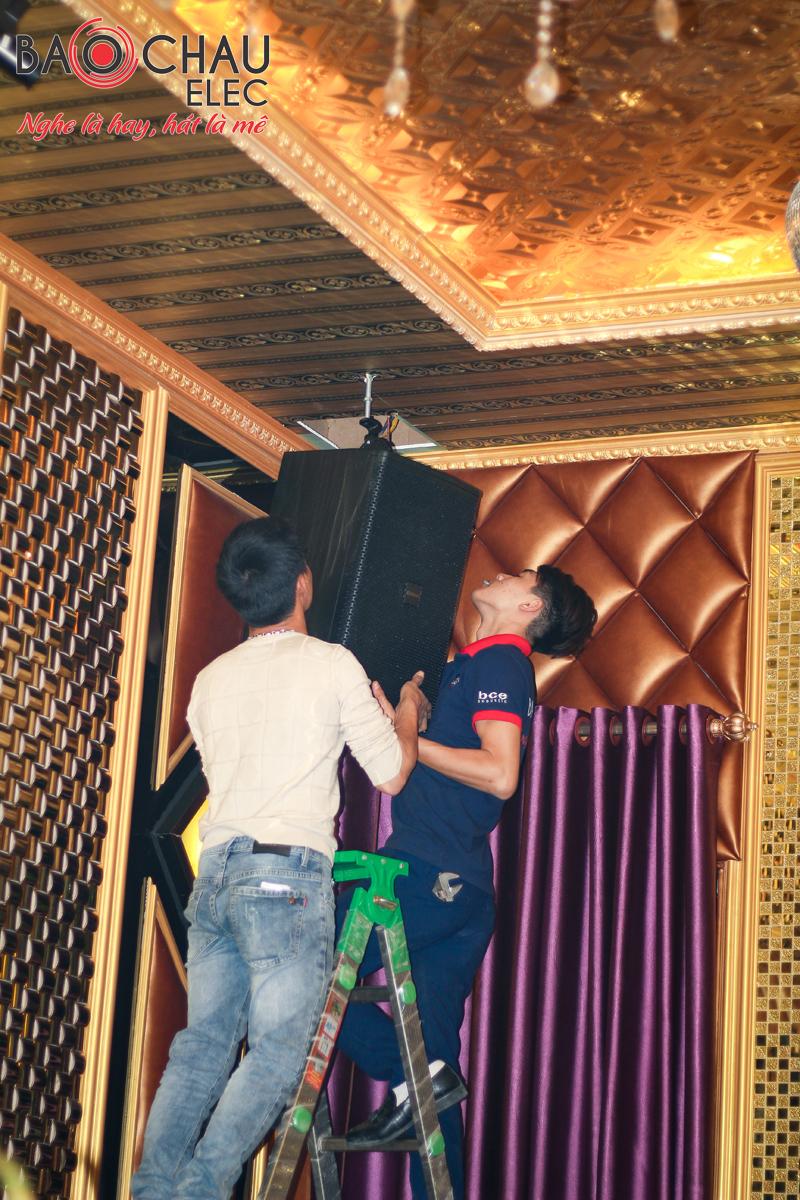Karaoke chuyen nghiep cua quan karaoke Paris h17