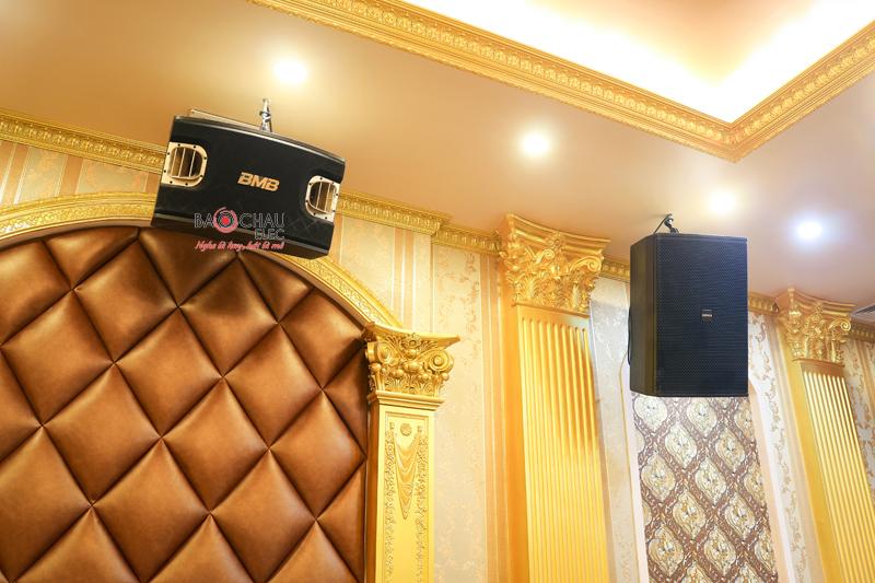 Karaoke chuyen nghiep cua quan karaoke Paris h35