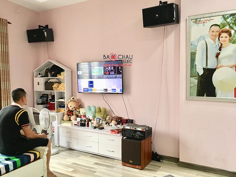 Lắp đặt dàn karaoke gia đình hay giá rẻ tại Hải Châu, Đà Nẵng