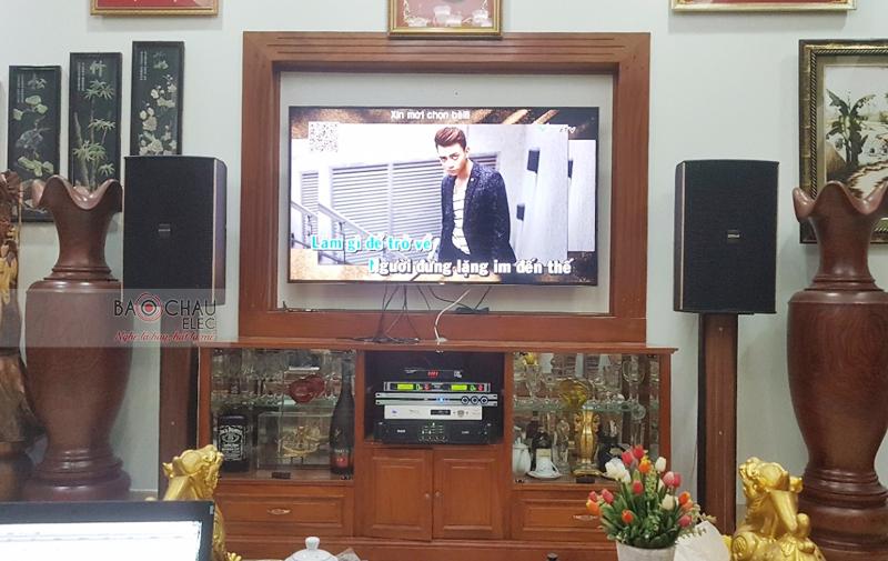 Lắp đặt dàn karaoke gia đình tại TP HCM -08