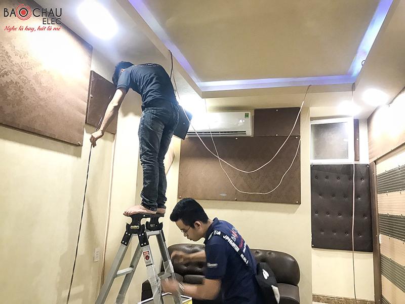 lap dat phong hat karaoke chuyen nghiep cho quan the moon tphcm h29