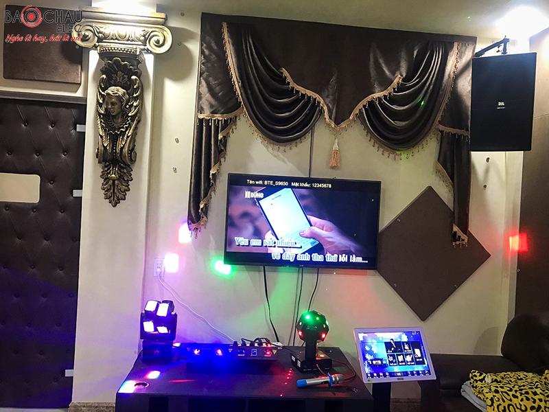 lap dat phong hat karaoke chuyen nghiep cho quan the moon tphcm h40
