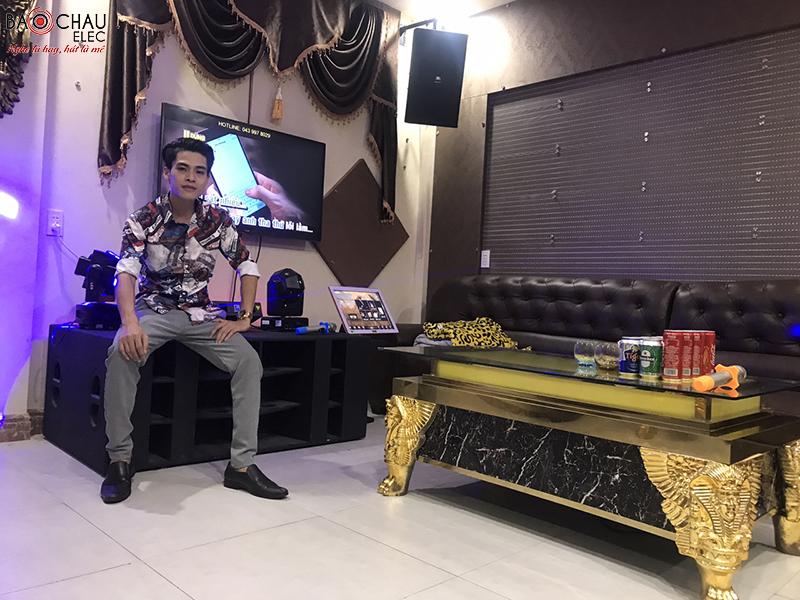 lap dat phong hat karaoke chuyen nghiep cho quan the moon tphcm h41