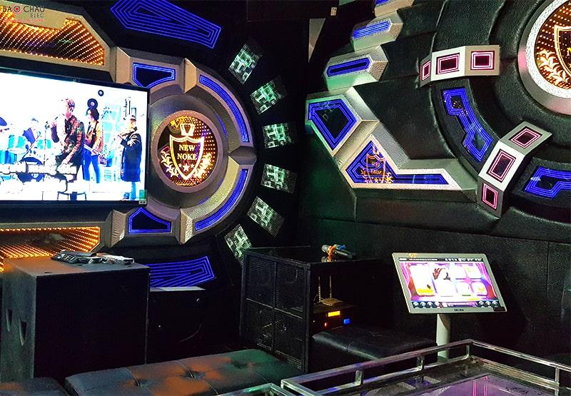 karaoke kinh doanh quan noke h8