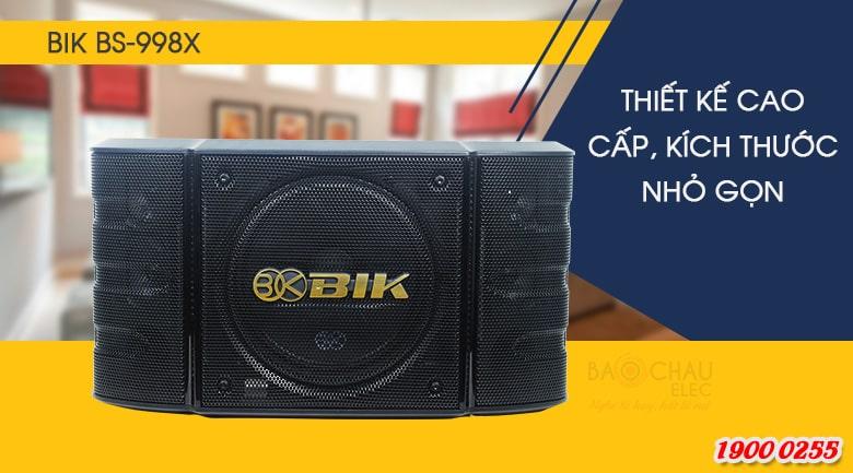 LoaBIK BS 998X thiết kế hiện đại