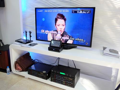 Hanet Karaoke HD 7P